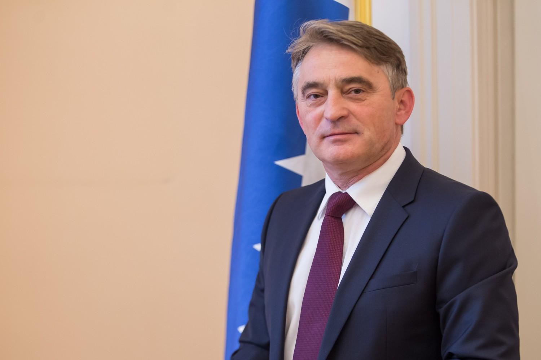 Željko Komšić (Foto: predsjednistvobih.ba)