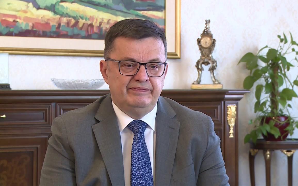 Zoran Tegeltija (Foto: Snimak ekrana/Jutjub)