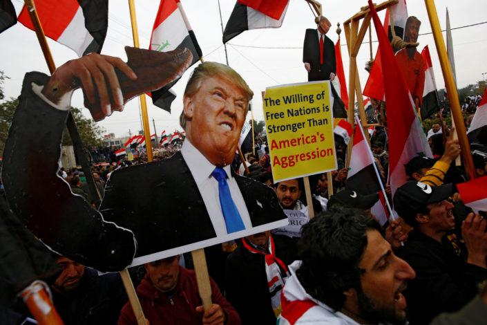 Irak na prekretnici
