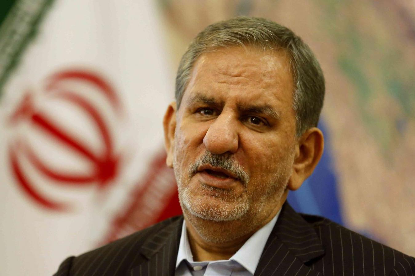 Потпредседник Ирана Ешак Јахангири (Фото: AFP)
