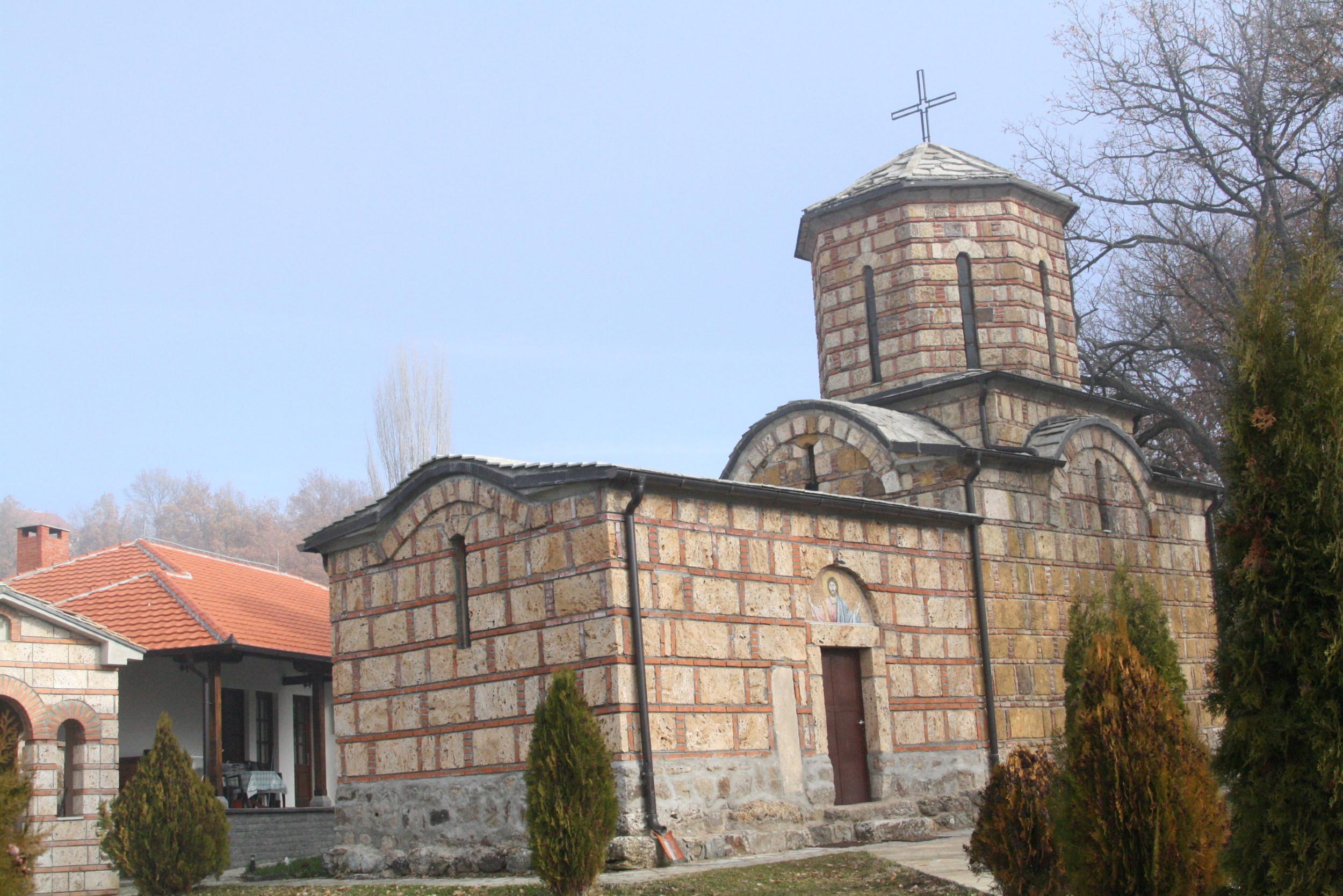 Манастир Светог Димитрија у Сушици (Фото: Јања Гаћеша/Нови Стандард)