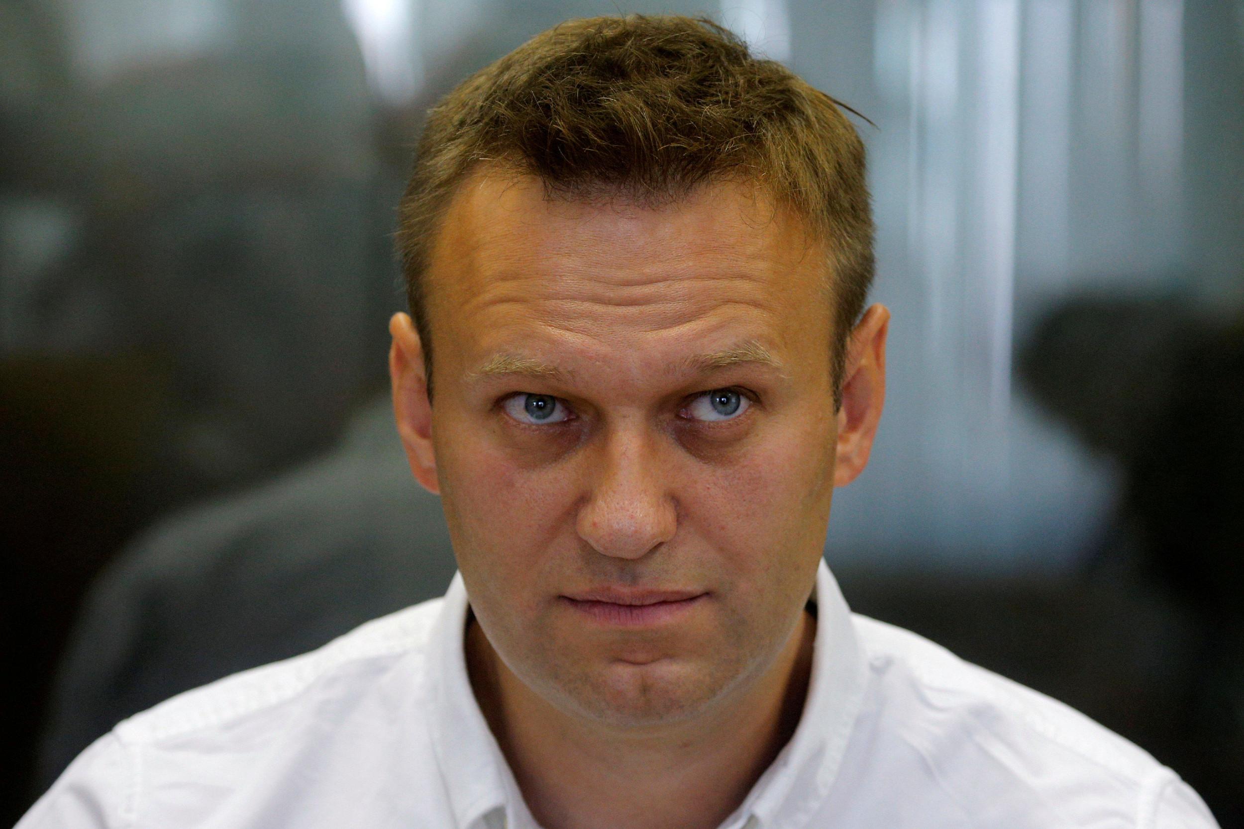 Руски опозициони лидер Алексеј Наваљни (Фото: AP)