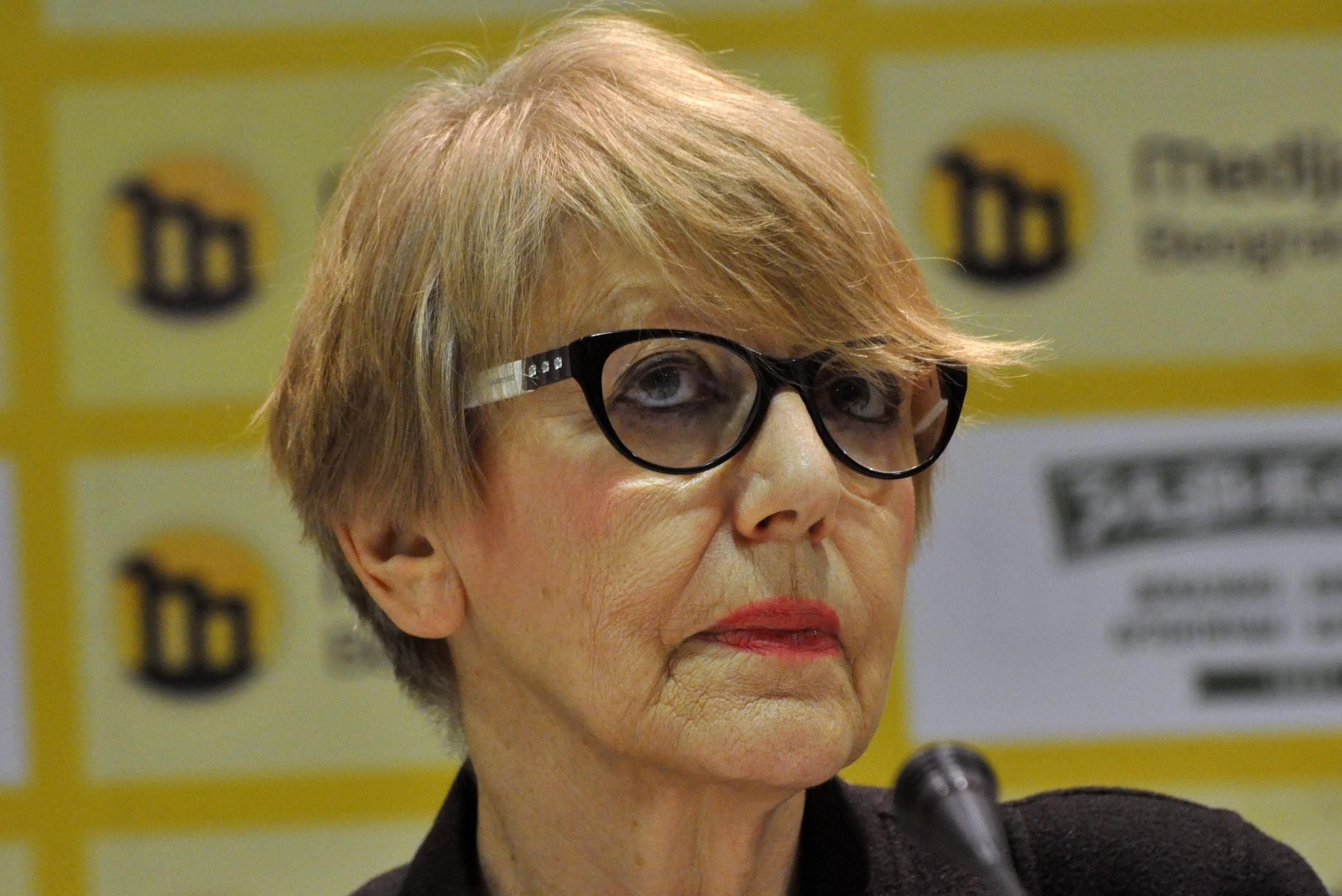 Sonja Biserko (Foto: Medija centar Beograd)