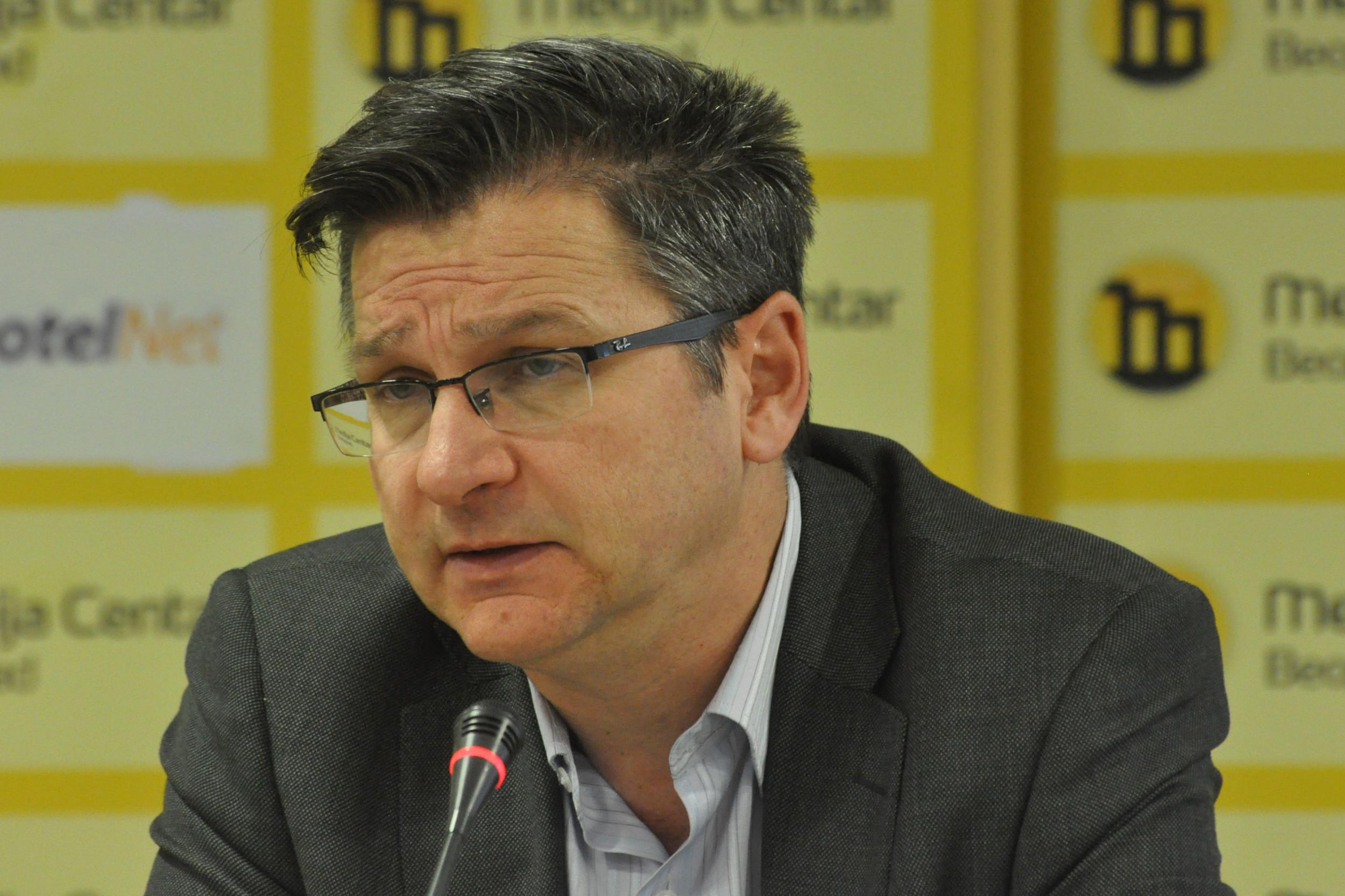 Miloš Ković (Foto: Medija centar Beograd)
