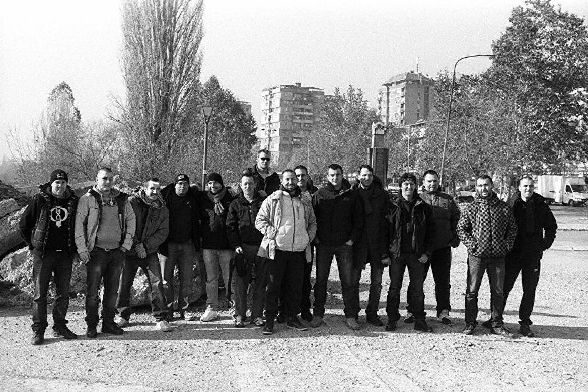 Članovi benda Beogradski sindikat (Foto: Wikipedia)