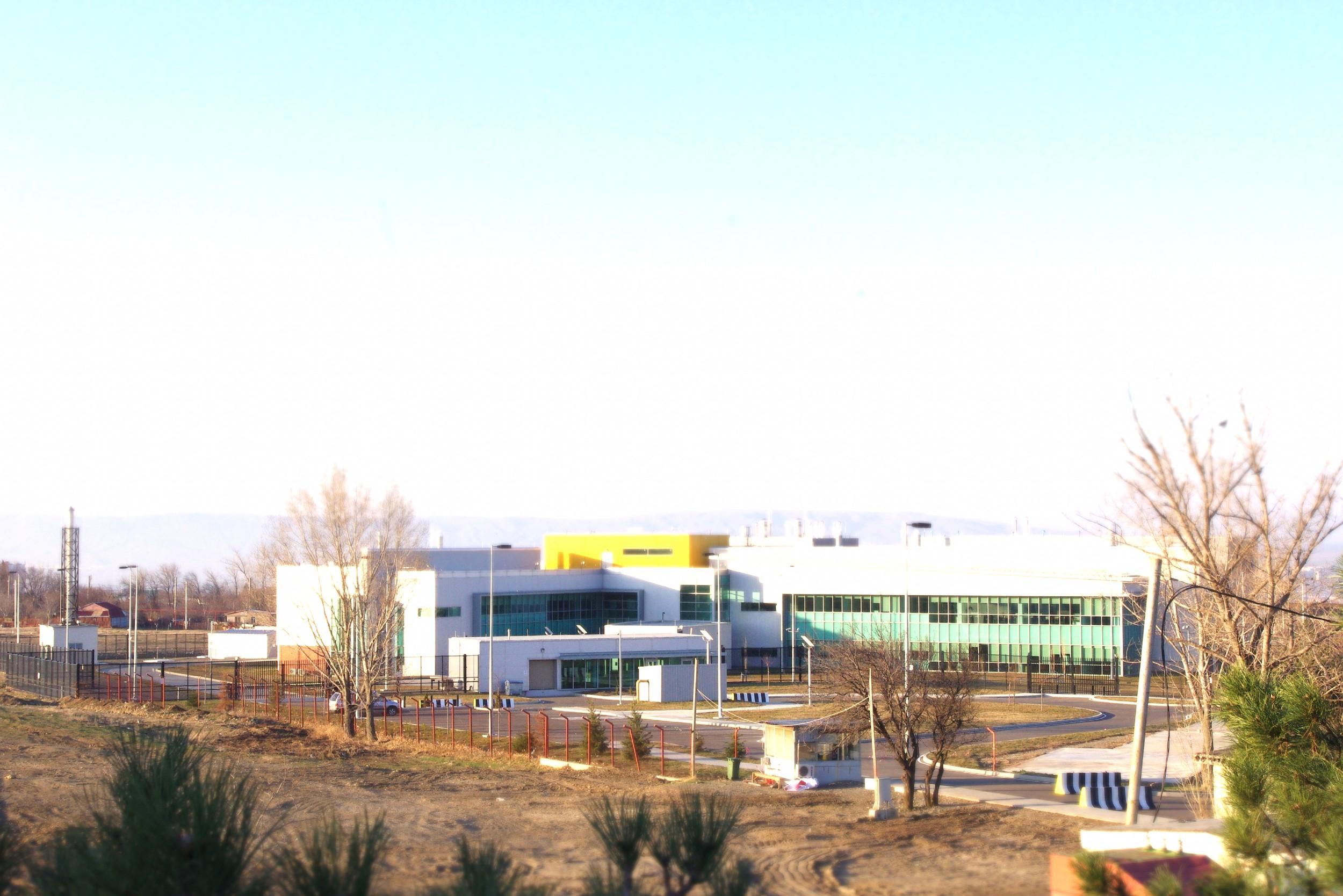 Истраживачки центар Лугар у Тбилисију (Фото: Wikipedia)
