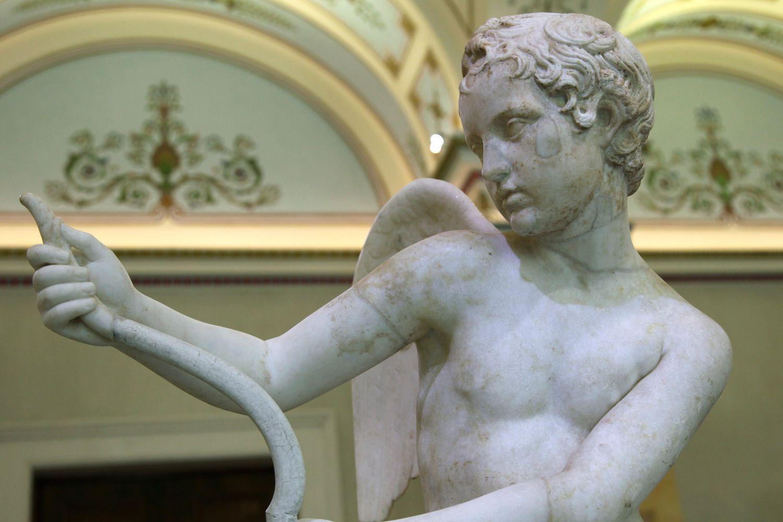 Ерос, грчки бог љубави