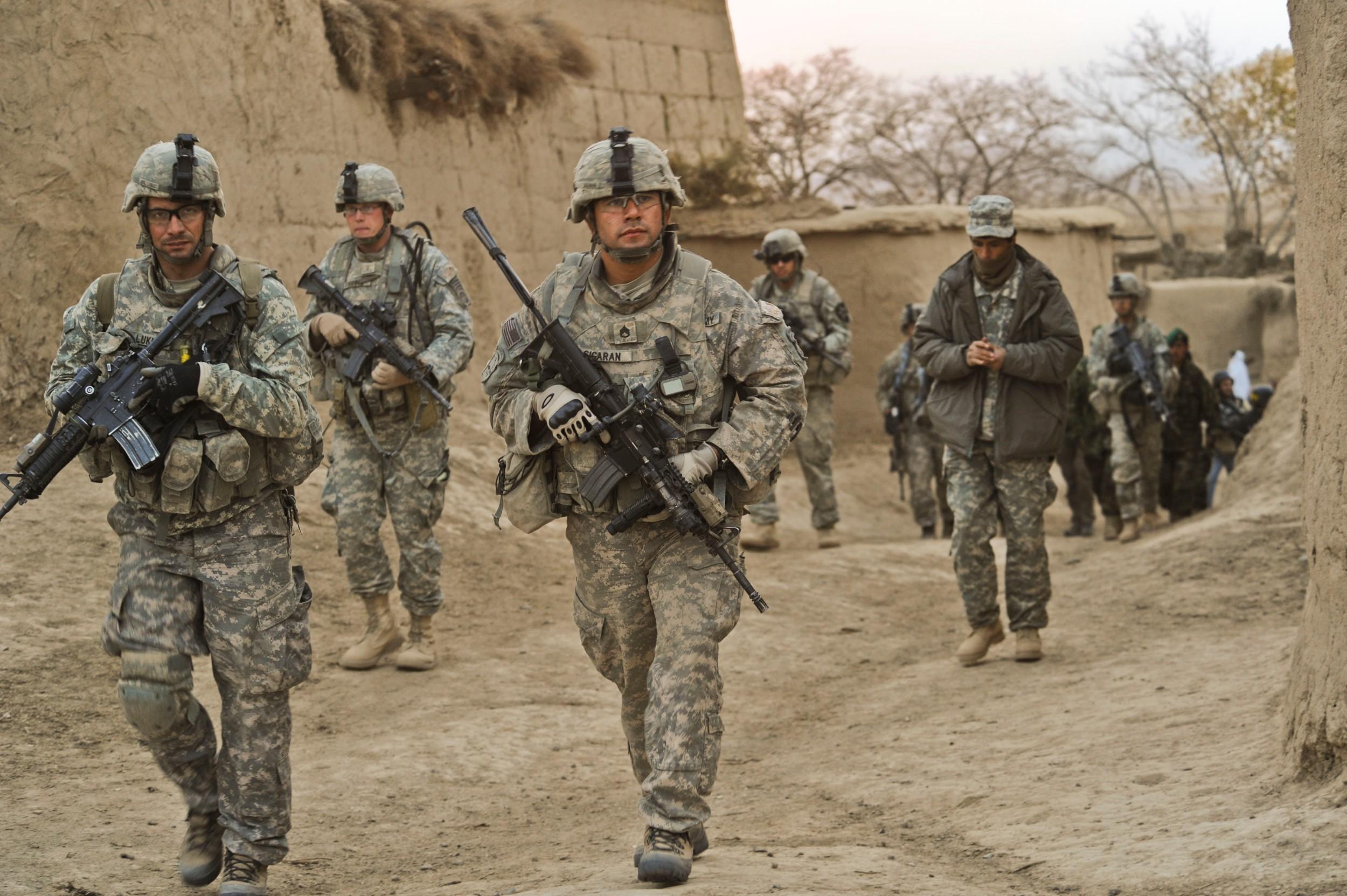 Амерички војници патролирају Авганистаном (Фото: U.S. Dept of Defense)