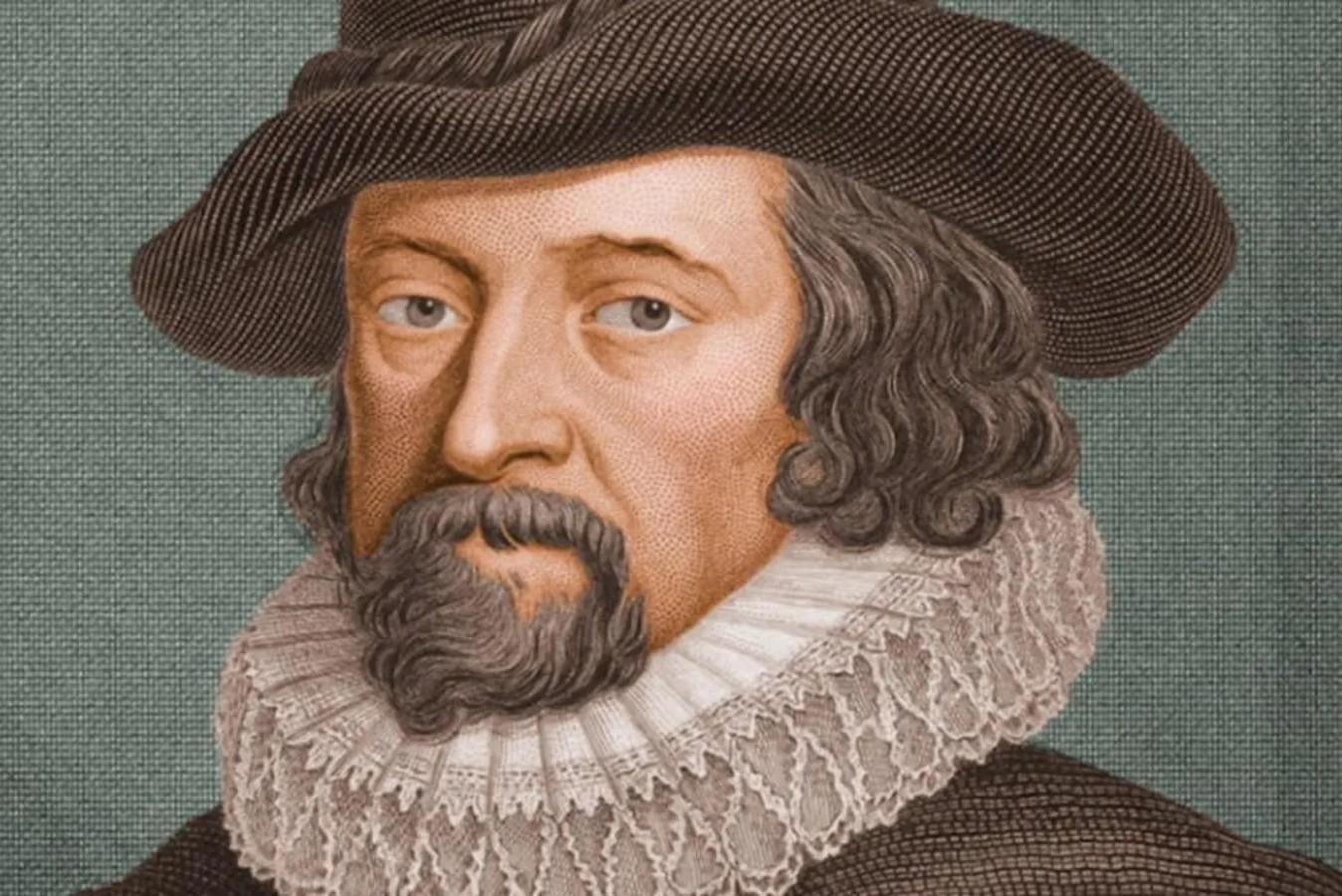 Engleski filozof Frensis Bejkon