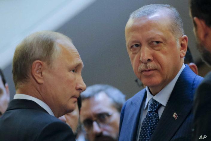 Šta se dešava u Siriji između Turske i Rusije?