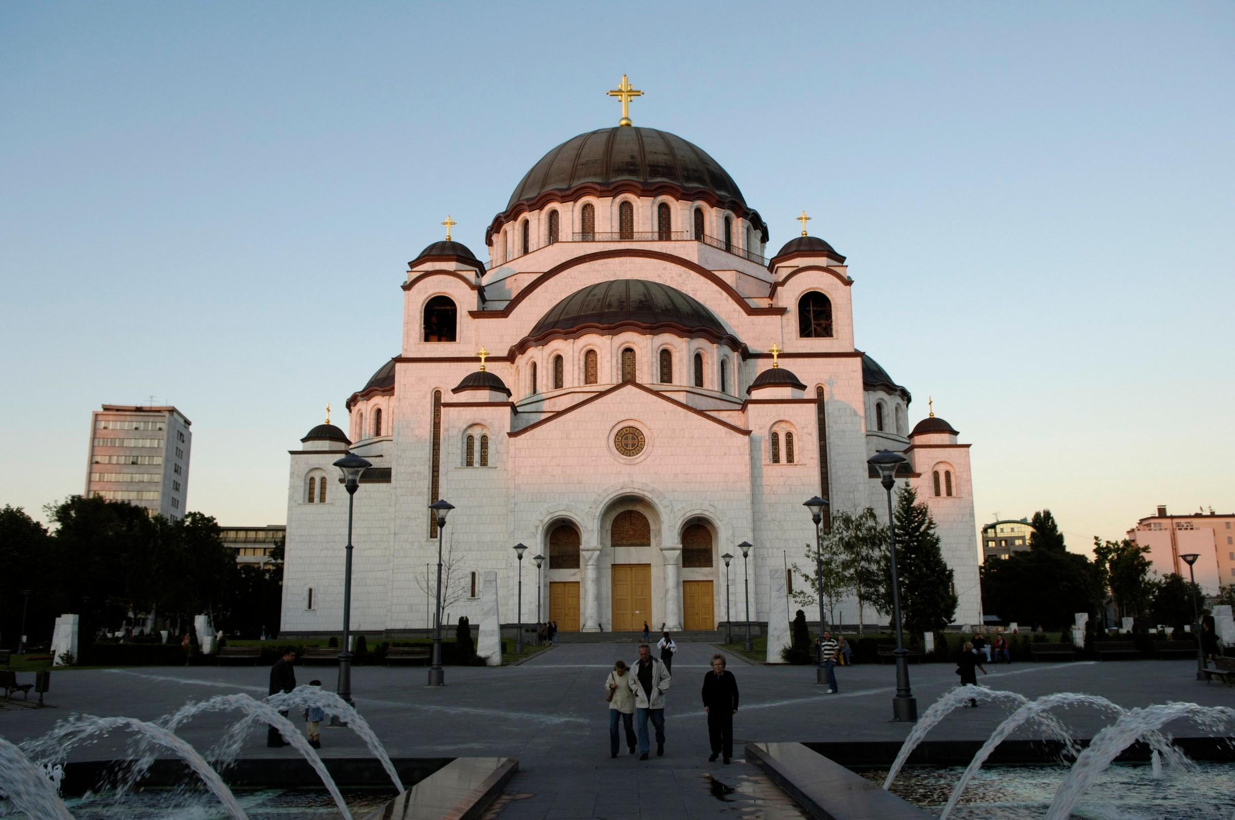 Hram Svetog Save na Vračaru (Foto: Profimedija)