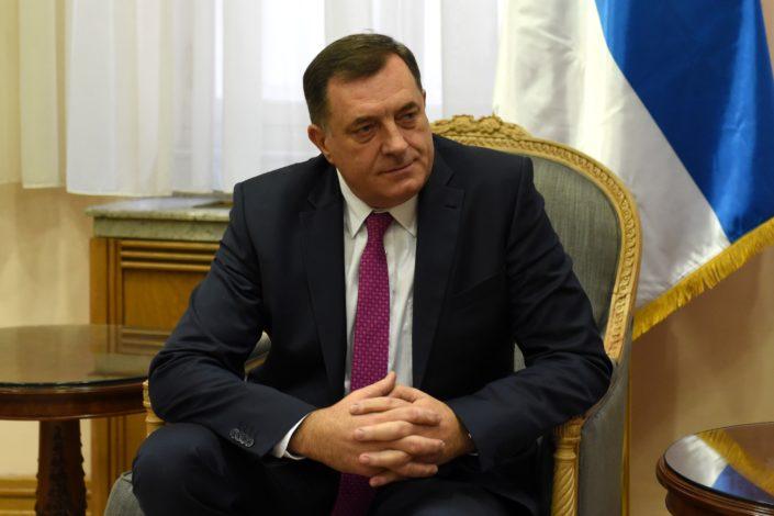 Dodik: Američki ambasador mi je pretio
