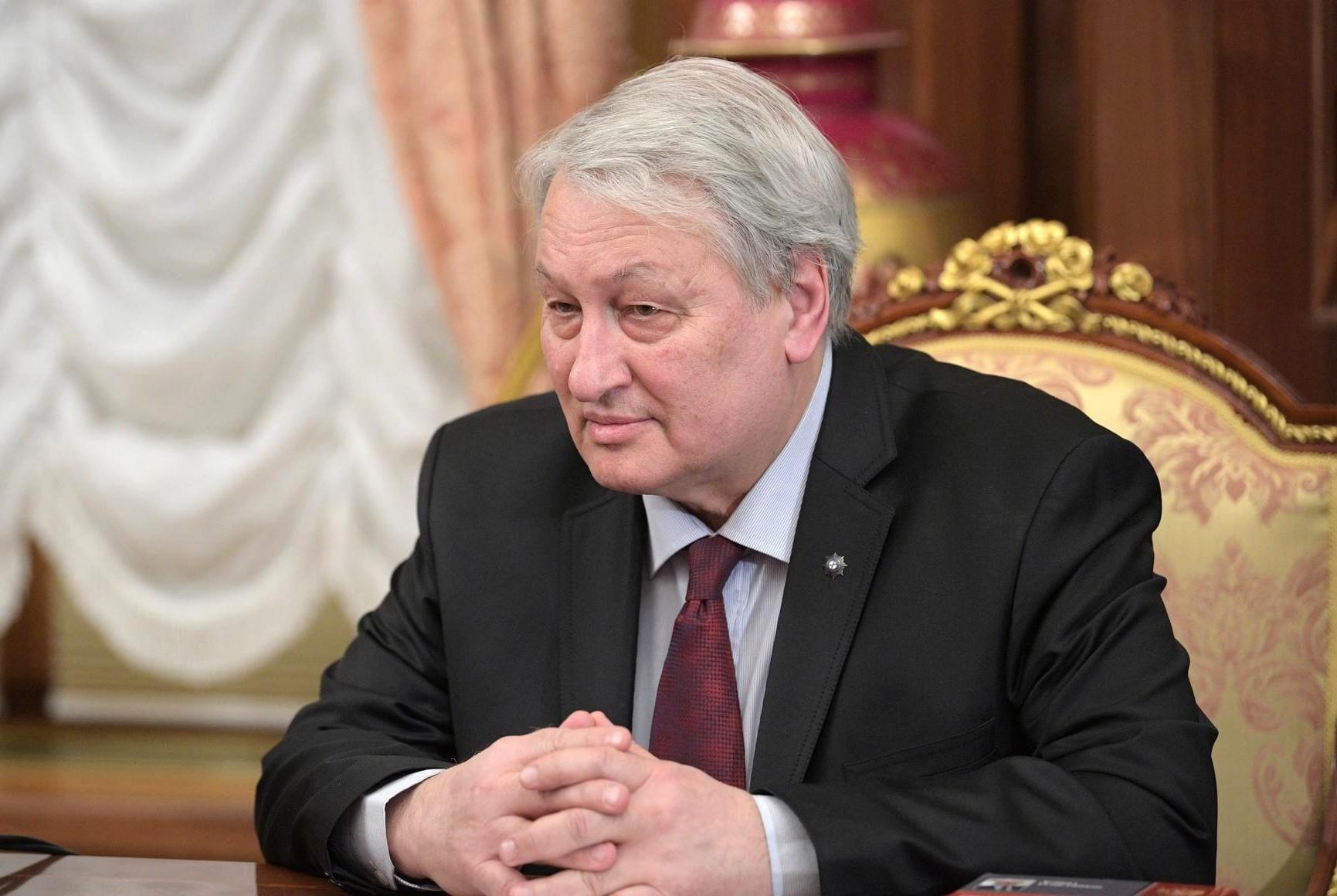 Leonid Rešetnjikov (Foto: kremlin.ru)