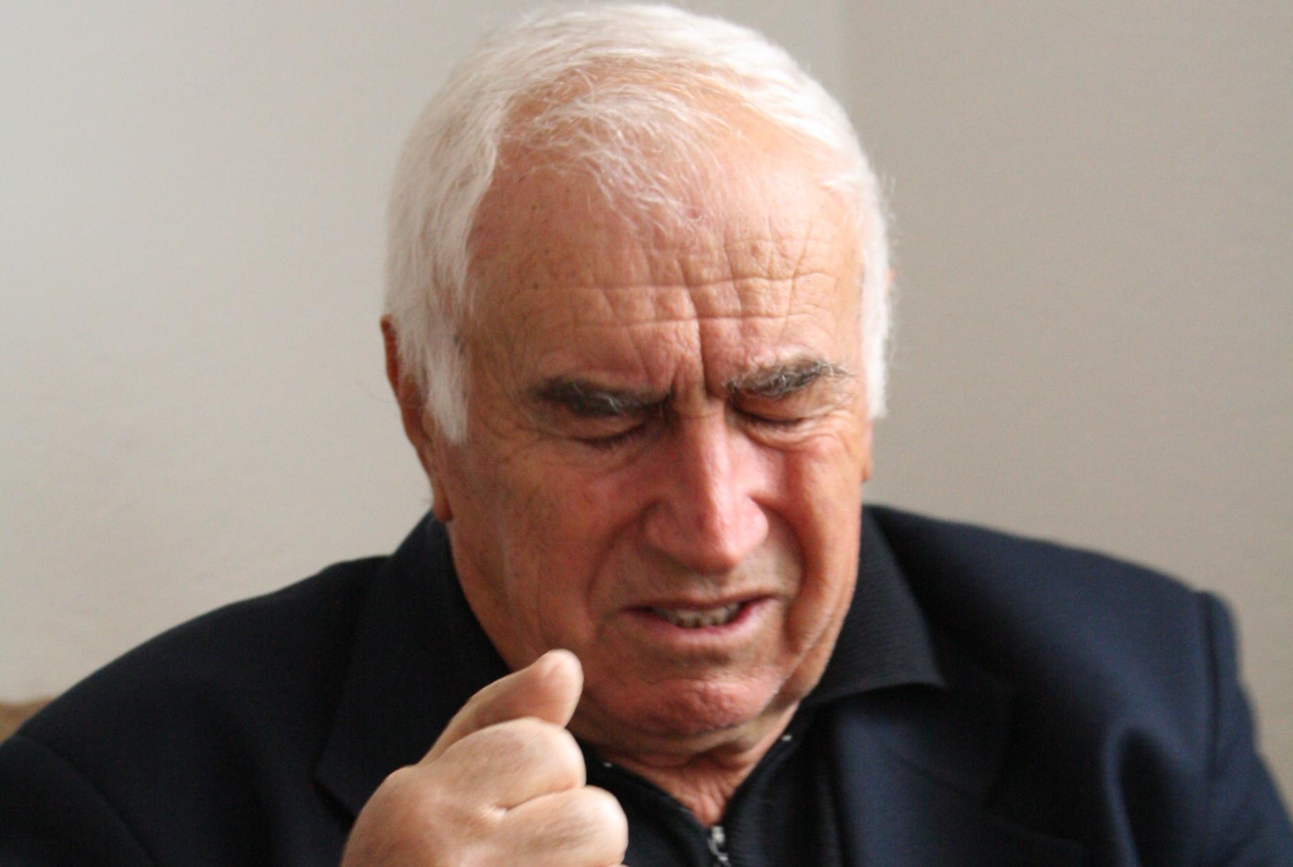 Мирољуб Ћирковић (Фото: Јања Гаћеша/Нови Стандард)