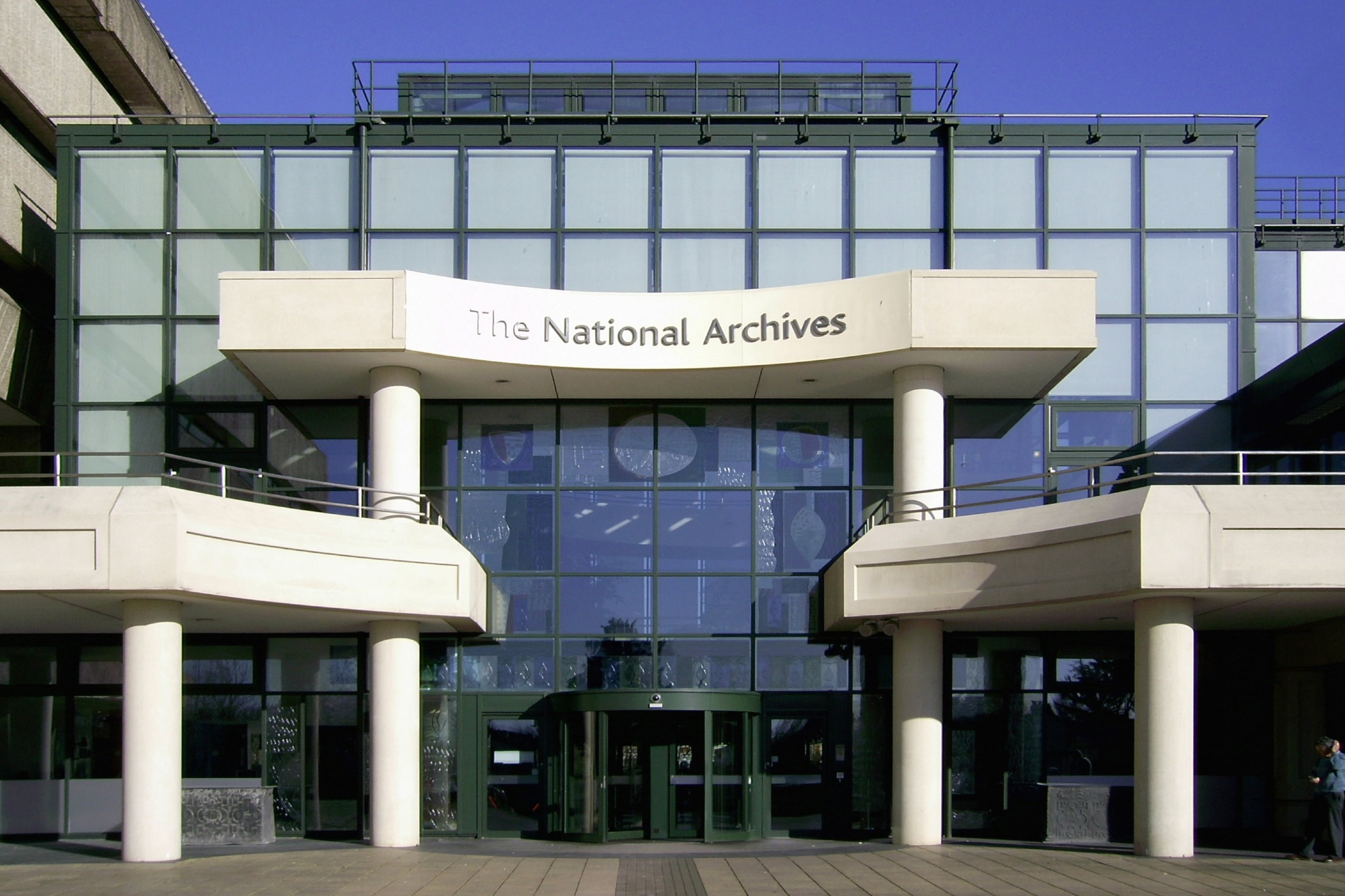 Национални архив Велике Британије (Фото: Nick Cooper/Wikipedia)
