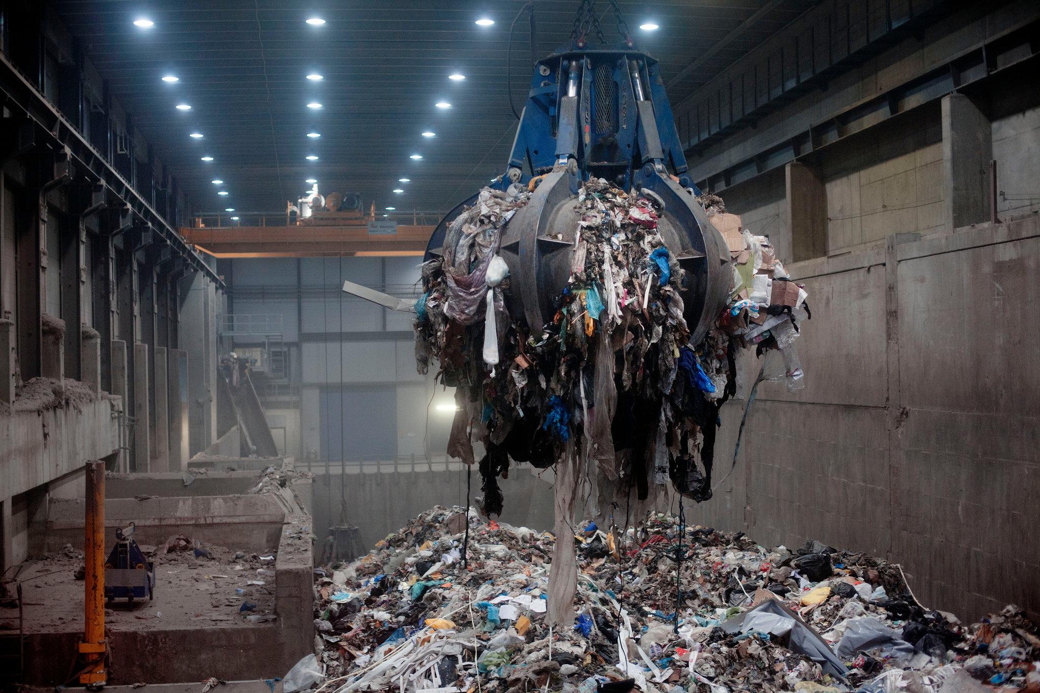 Спалионица отпада у Ослу (Фото: Brian Cliff Olguin/The New York Times)