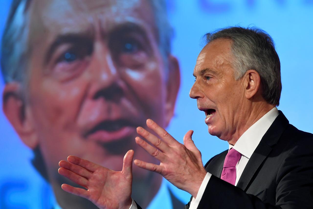 Бивши британски премијер Тони Блер (Фото: REUTERS/Toby Melville)