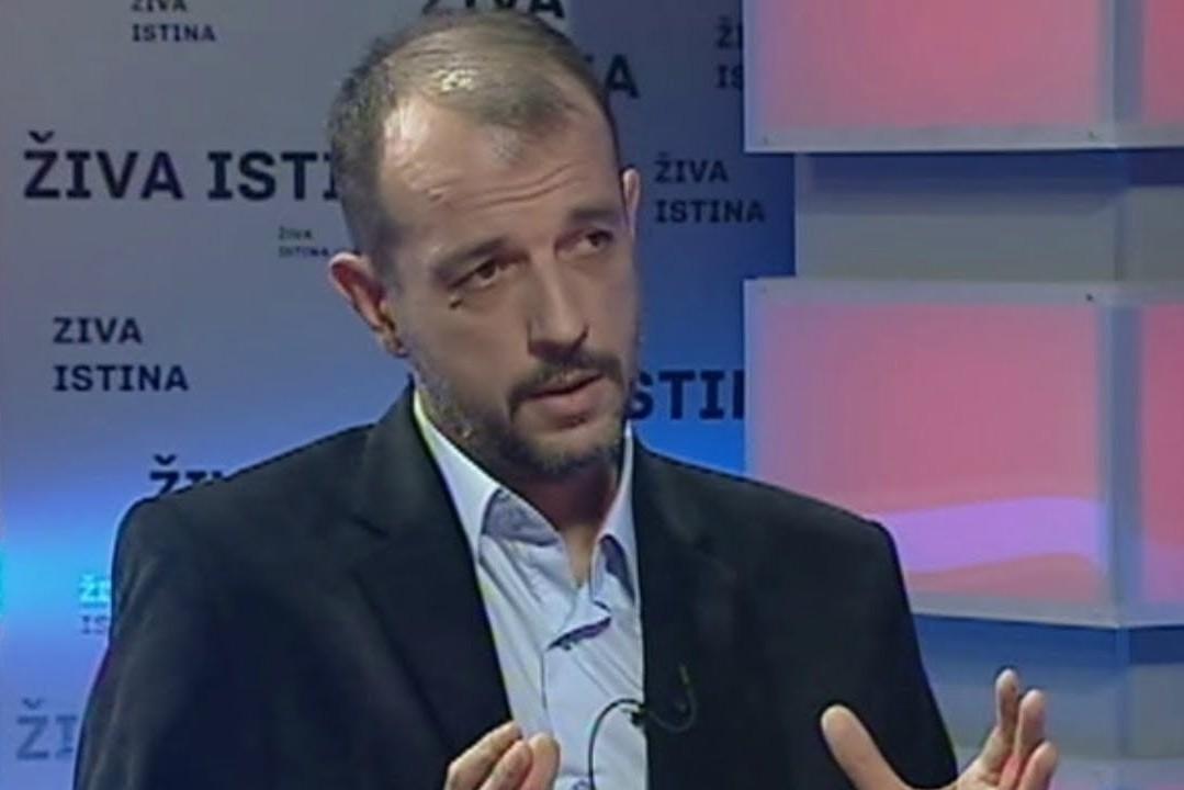 Владимир Јовановић (Фото: Снимак екрана/Јутјуб)