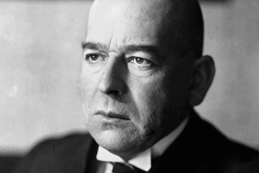 Nemački istoričar Osvald Špengler