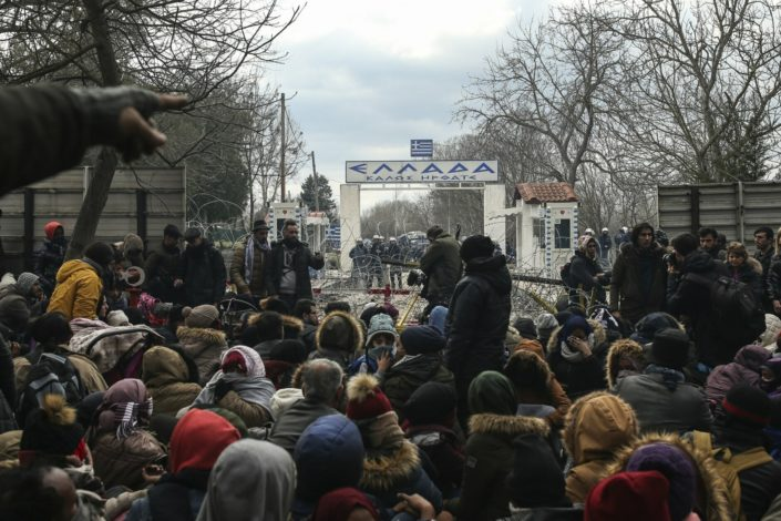 """Migrantska kriza i trijumf """"fašističke"""" politike"""