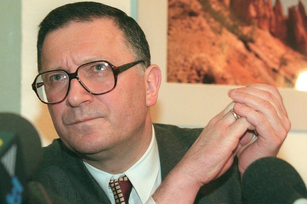 Profesor dr Ratko Marković (Foto: Profimedia/AFP)