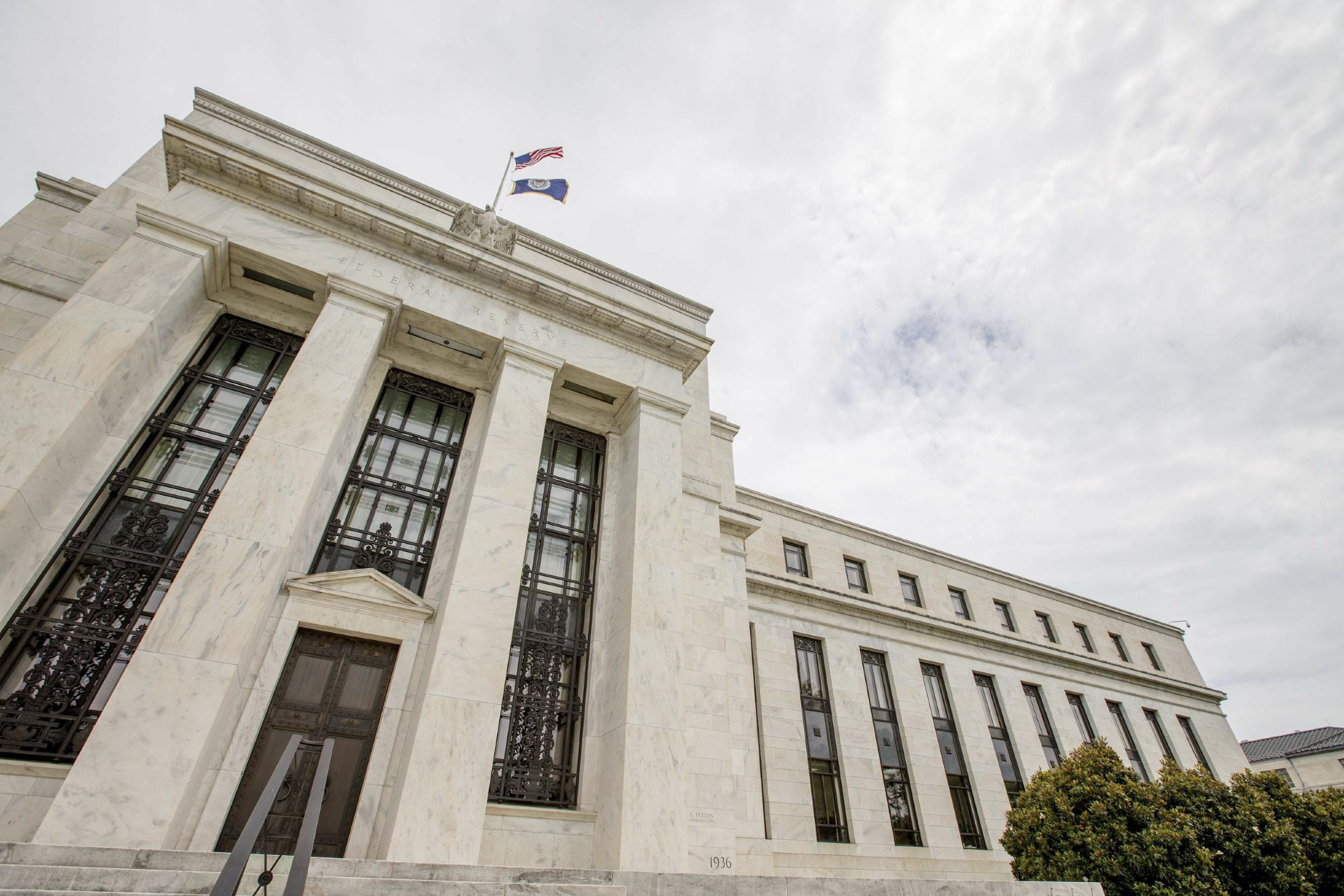 Upravna zgrada Federalnih rezervi u Vašingtonu (Foto: AP Photo/Andrew Harnik)