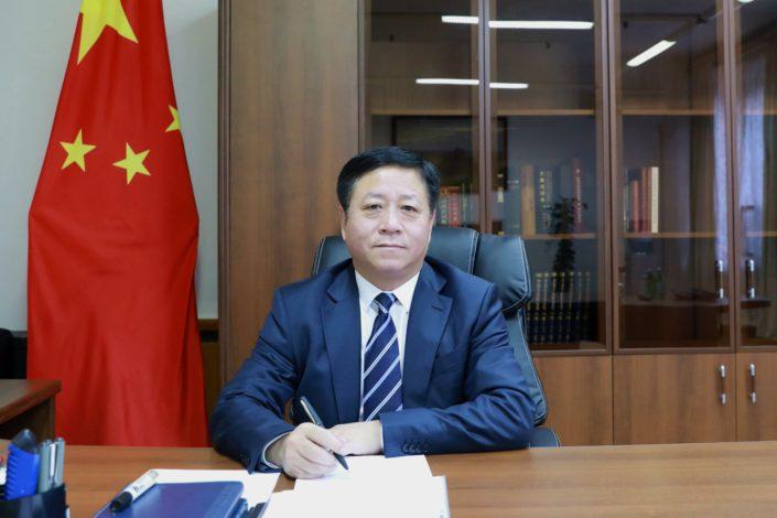 Šta je tačno rekao kineski ambasador u Rusiji?