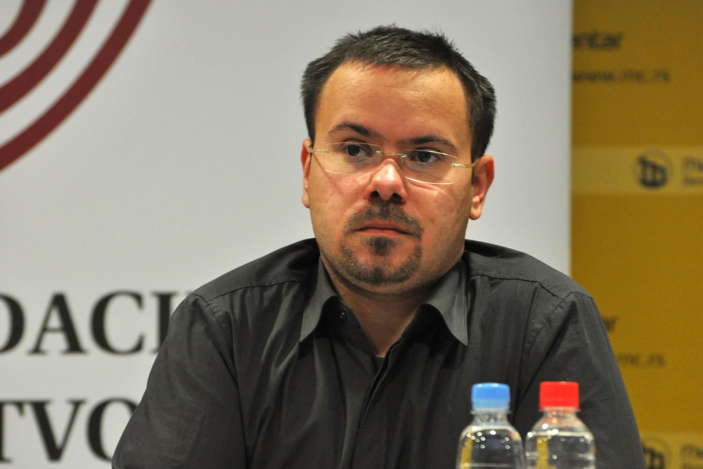 Алексеј Кишјухас (Фото: Медија центар Београд)