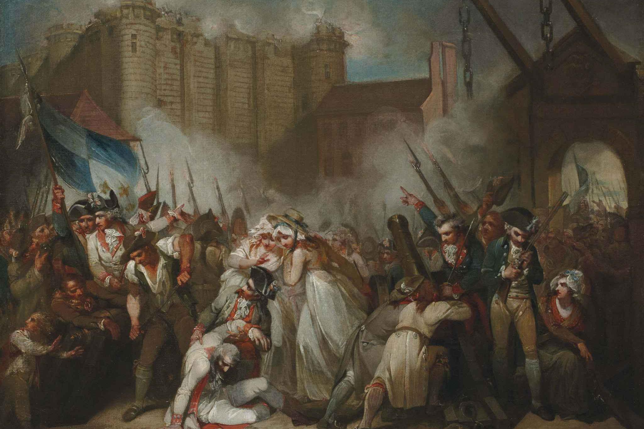 "Henri Singlton ""Oluja Bastilje"" (Foto: Wikimedia)"
