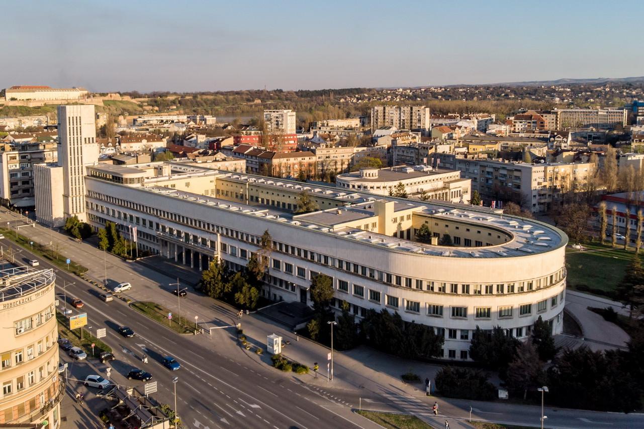 Зграда Владе АП Војводина (Фото: vojvodina.gov.rs)