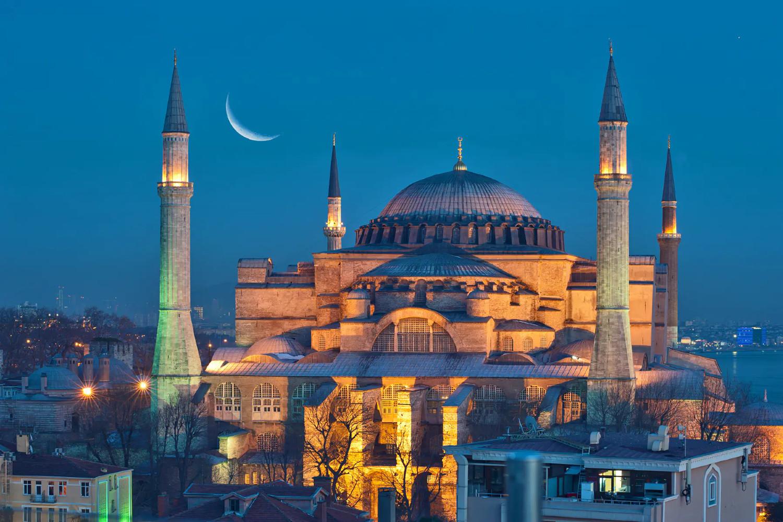 Crkva svete Sofije (današnji muzej) u Istanbulu (Foto: Salvator Barki/Getty Images)