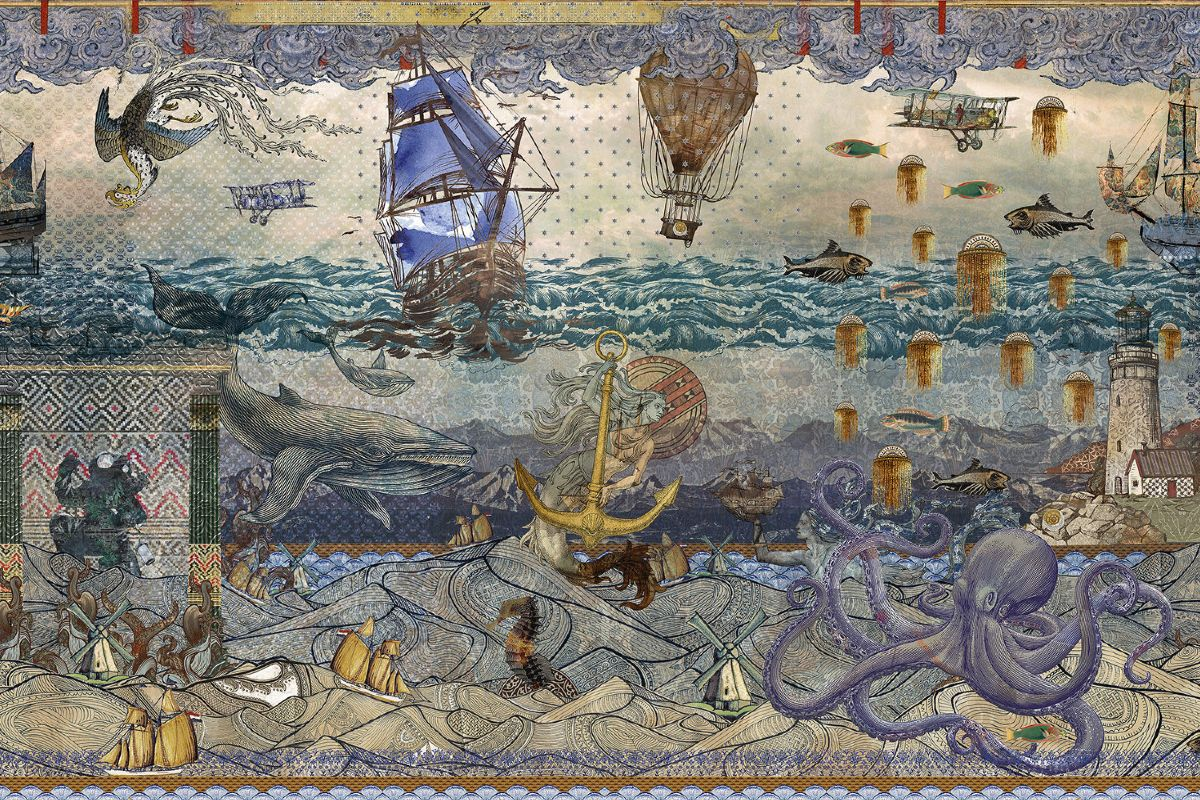 "Marsel Vonders, ""Atlantida"" (Foto: architonic.com)"