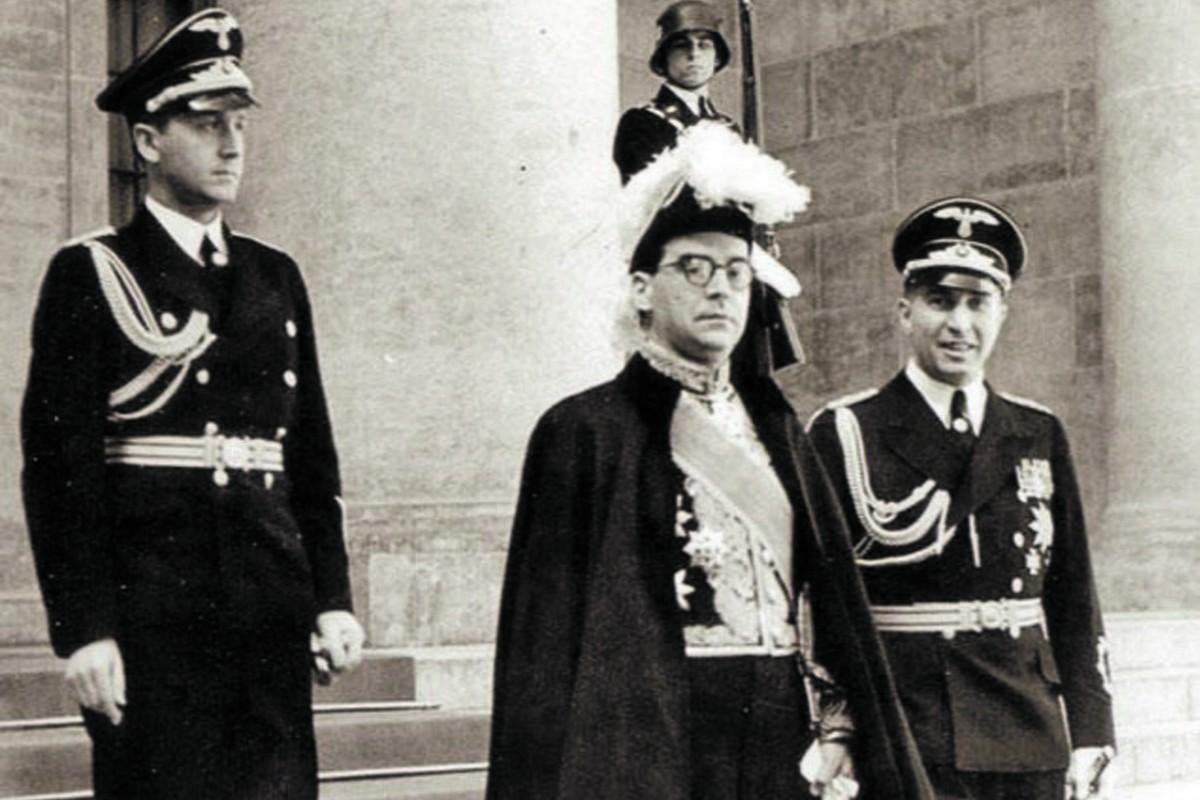 Ivo Andrić kao ambasador Kraljevine Jugoslavije u Berlinu (Foto: blic.rs)