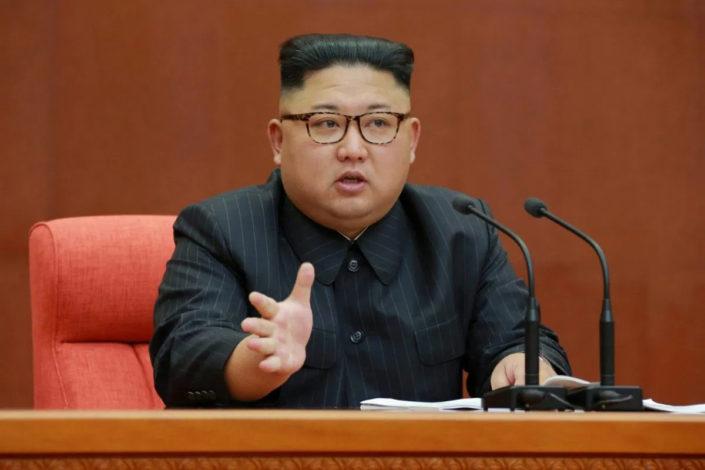 Rusija odlikovala Kim Džong Una