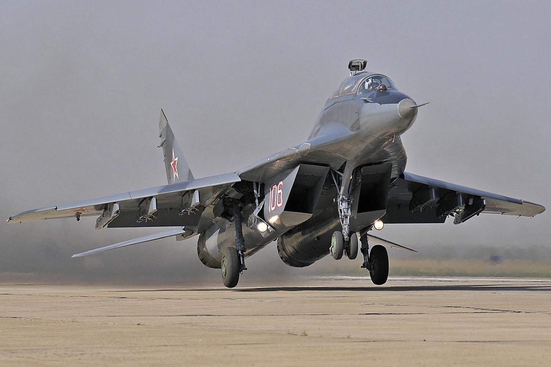 Lovački avion MiG-29 (Foto: jetryders.pl)