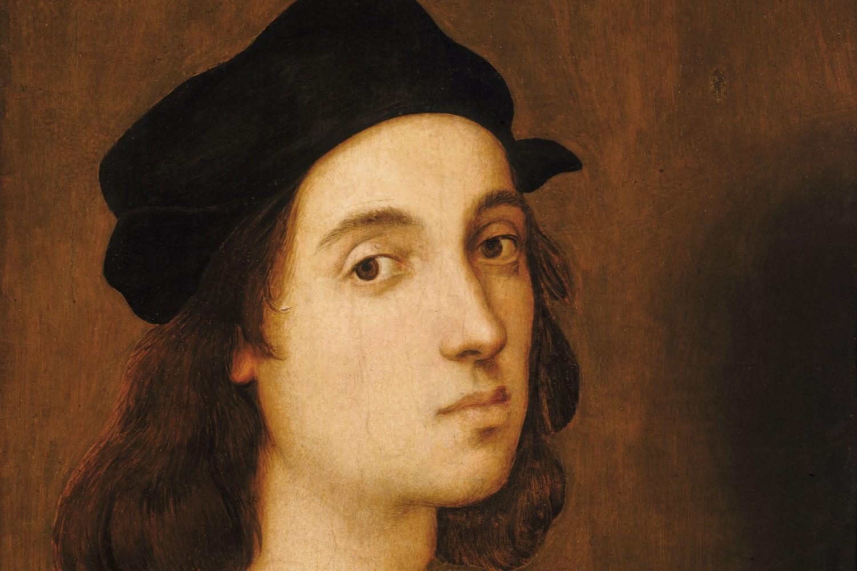 Italijanski slikar i arhitekta iz doba renesanse, Rafaelo Santi da Urbino ili samo Rafael, autoportret (Foto: nevsepic.com.ua/Wikimedia)