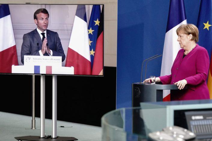Dogovor Merkelove i Makrona neće spasiti EU
