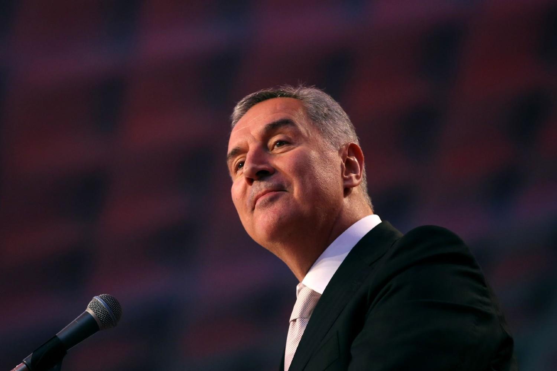 Predsednik Crne Gore Milo Đukanović (Foto: news.sky.com)