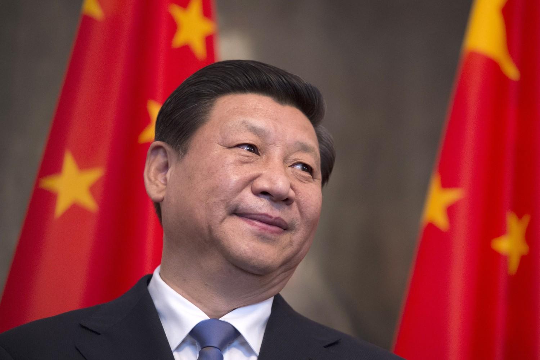 Predsednik NR Kine Si Đinping (Foto: Johannes Eisele/AFP/Getty Images)
