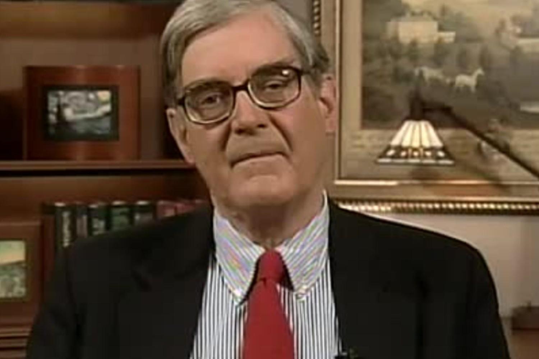Бивши амерички амбасадор у Југославији Ворен Цимерман (Фото: charlierose.com)