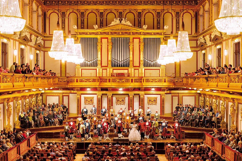 Koncert Mocart bečkog orkestra (Foto: europaticket.com)