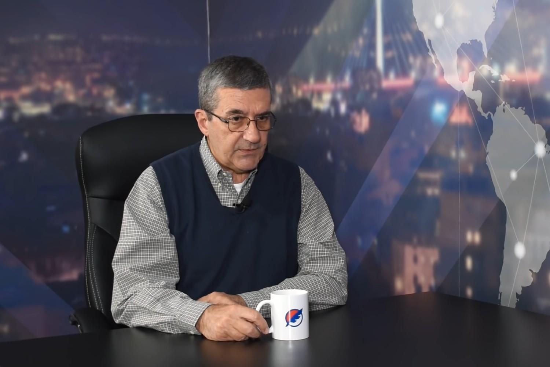 Profesor dr Srđa Trifković (Foto: Novi Standard)