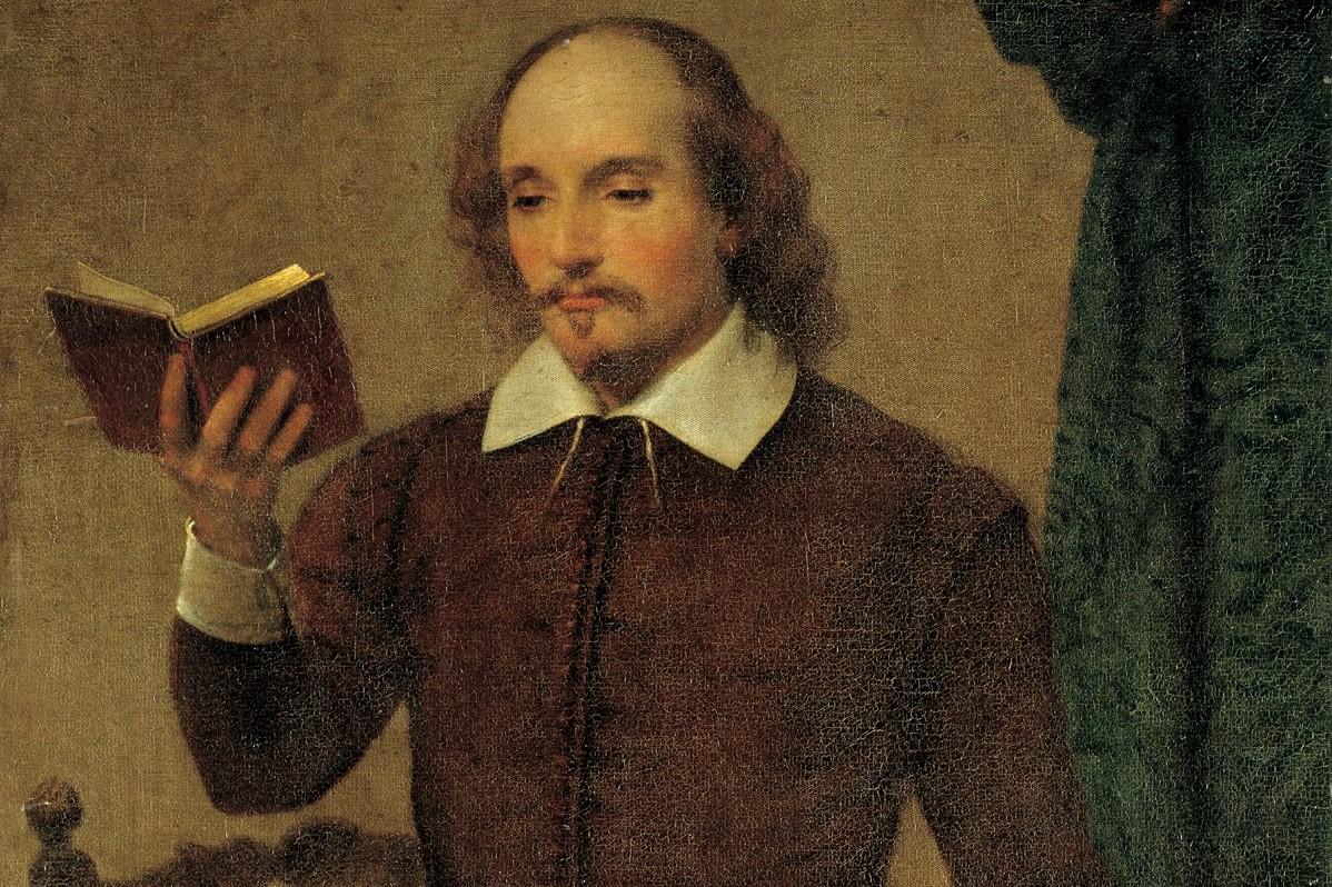 """Вилијам Пејџ, """"Шекспир чита"""", 1873-1874. (Фото: Smithsonian American Art Museum)"""