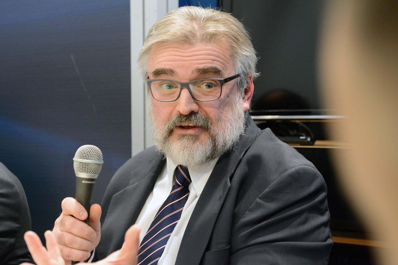 Profesor Pravnog fakulteta Univerziteta u Beogradu dr Branko Rakić (Foto: Ministarstvo odbrane Republike Srbije)