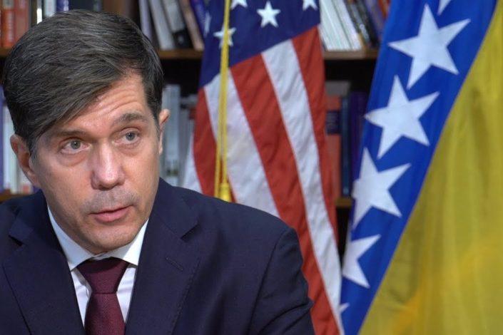 """Ambasador SAD u BiH: """"Dejton"""" treba reformisati, građani hoće u NATO"""