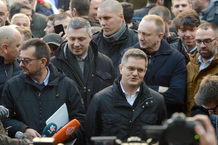 B. Pavlović: Sedam pitanja kao lakmus test za opoziciju