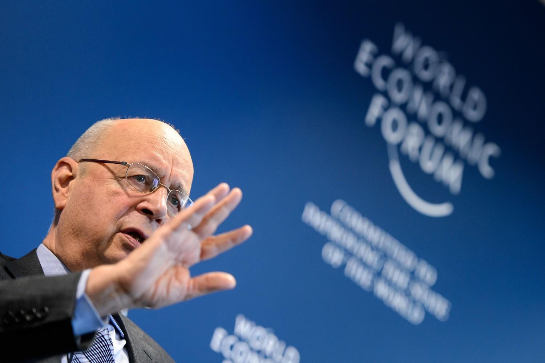 Klaus Švab, osnivač i izvršni predsednik Svetskog ekonomskog foruma (Foto: Fabrice Coffrini/AFP/Getty Images)