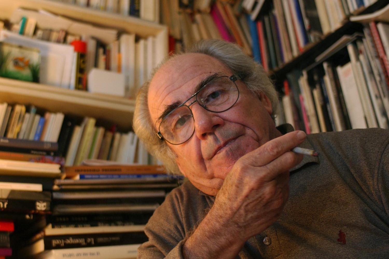 Francuski filozof i mislilac Žan Bodrijar (Foto: AFP/ImageForum)