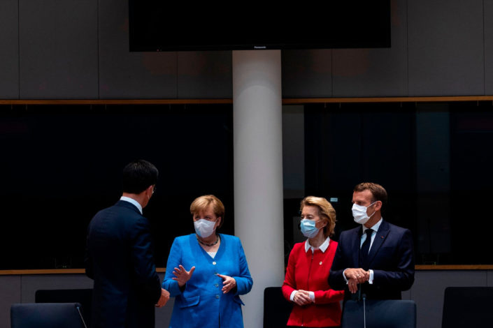 """EU postigla """"istorijski"""" dogovor, Hrvatskoj 22 milijarde evra"""
