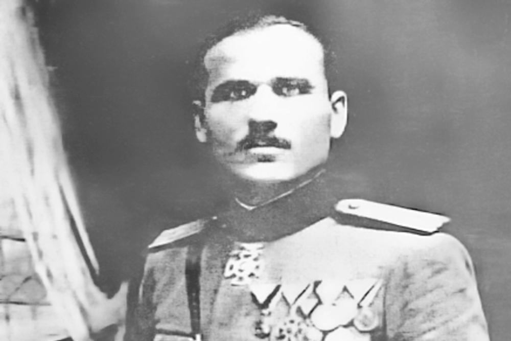 Krsto Zrnov Popović, jedan od vođa Božićne pobune 1919. godine, saradnik italijanskog okupatora tokom Drugog svetskog rata i zapovednik kvislinške Lovćenske brigade (Foto: Wikimedia)